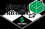 Energy Advance $ Savings logo